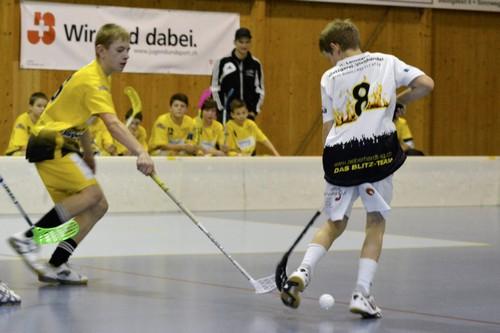 Junioren C - UHC Bowil Saison 2013/14