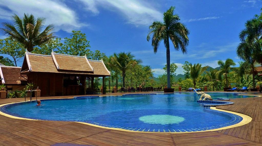 Promo 80% Off Chanthavinh Resort And Spa Laos - Hotel ...