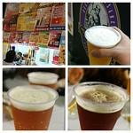 moomemanさんの写真 今日から日曜日まで川崎チッタの夏祭りでサンクトガーレンが飲めますよ!XPA、アンバー、パイナポーいた...
