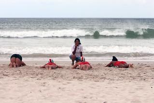 Flags Event Lifesaving | by False Bay Surf Lifesaving Club