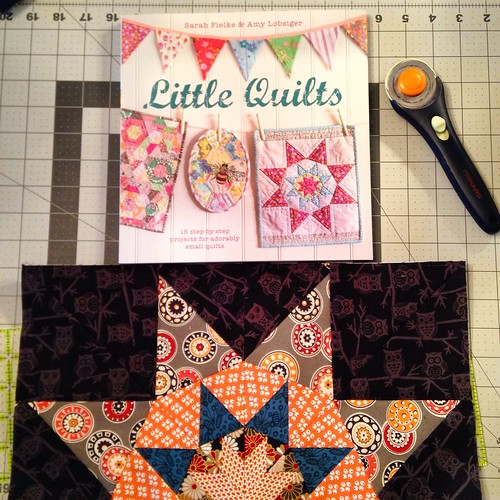 Little Quilt Book | by Sarah.WV