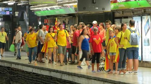 Catalonia National Day #11s2014 #CatalansVote9N Diada - 04 | by Liz Castro