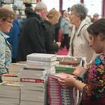 Busy bookshop |