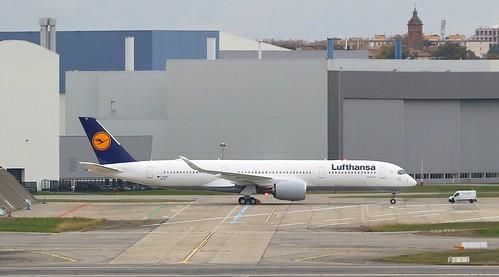 First engine run msn74 F-WZNC 22/11/2016 | by A380_TLS_A350