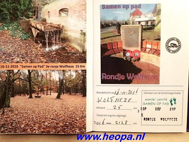 2016-11-16    3e Rondje-WolfHeze   25 Km  (184)