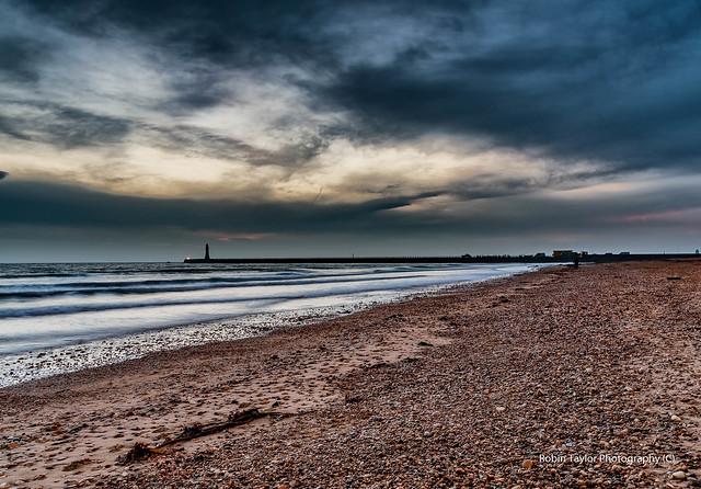 Roker Beach Dawn