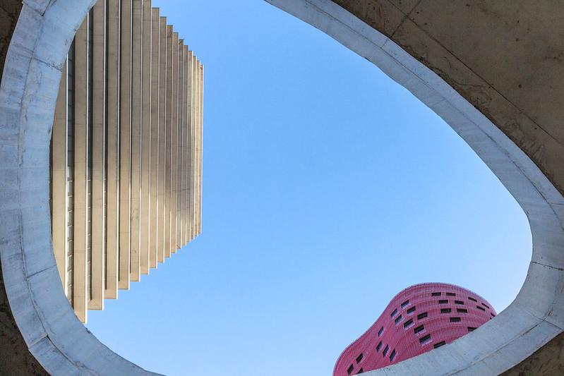 Porta Fira Towers