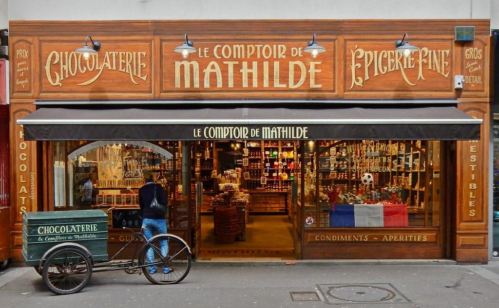 DE MATHILDE