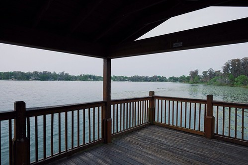 88/365 - Glimpse of Lake Jessamine | by ahh.photo