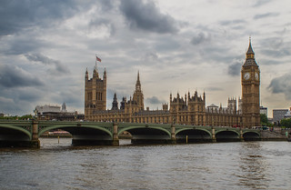 Houses of Parliament and Big Ben | by vgallova
