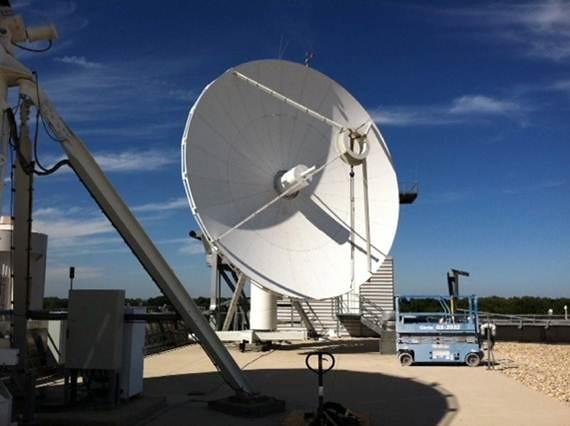 Antenna System Upgrades at NSOF