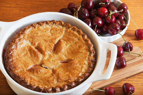 Cherry Pie. | by Angela (Photography by Solaria)