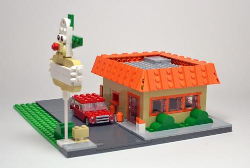 Mini Krusty Burger (300 pcs)