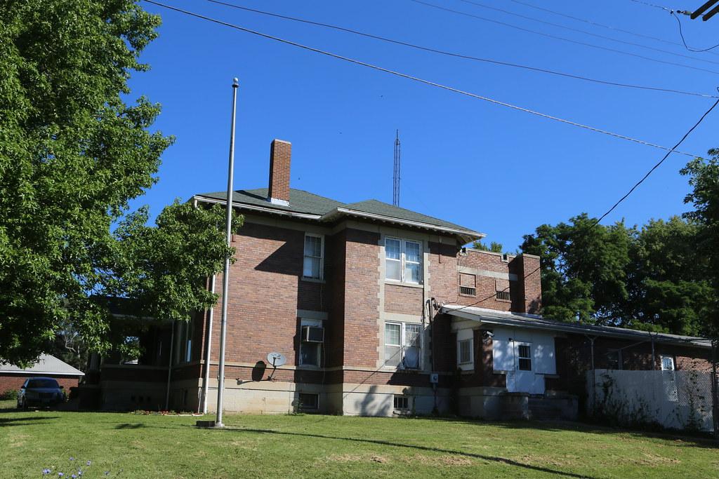 Huntsville Missouri, Randolph County MO   Old jail and sheri…   Flickr