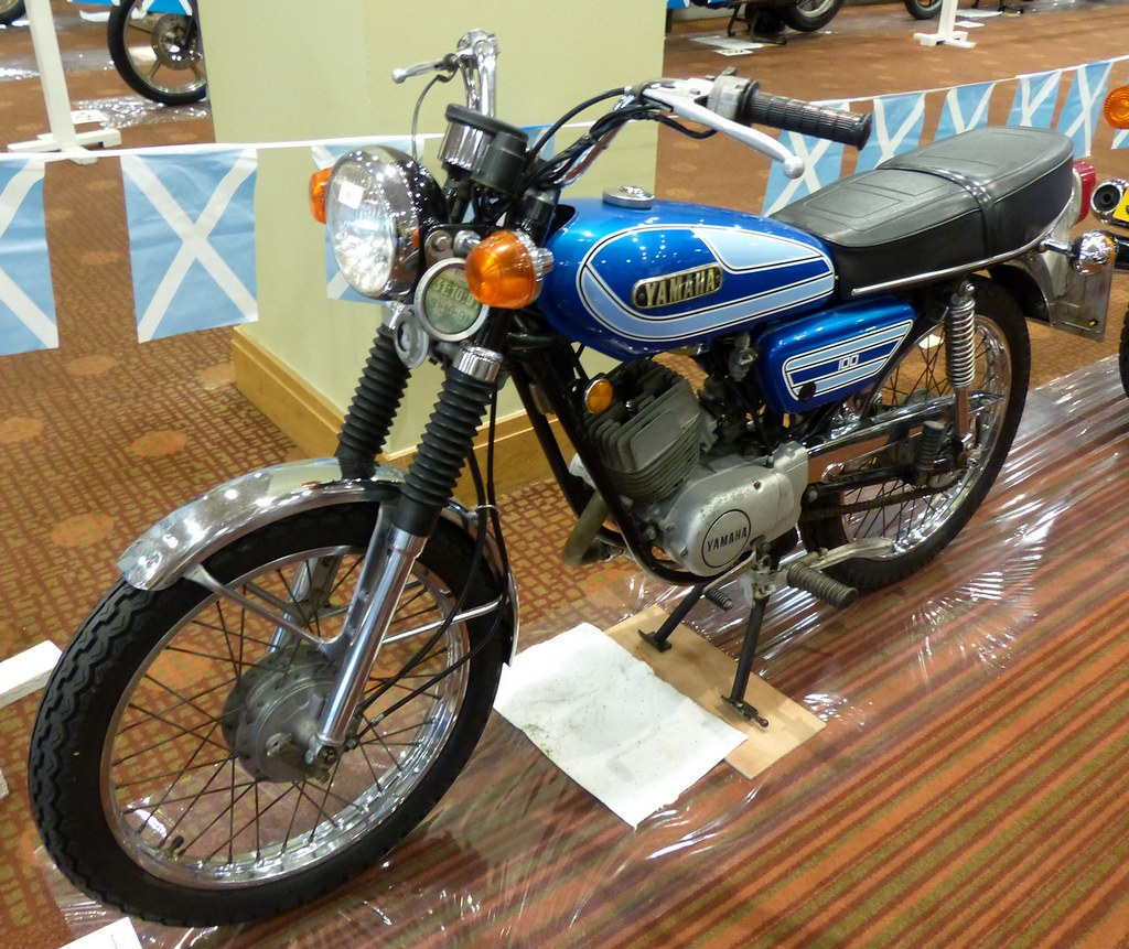 Air Cooled 2-stroke 2014