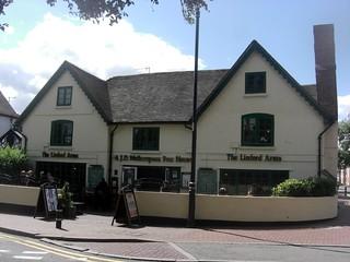 Cannock Linford Arms Pub Staffs