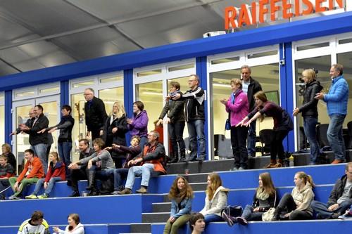 Junioren U18 - UHT Schüpbach Saison 2013/14