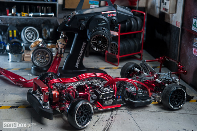 MST FXX-D VIP RWD Chassis