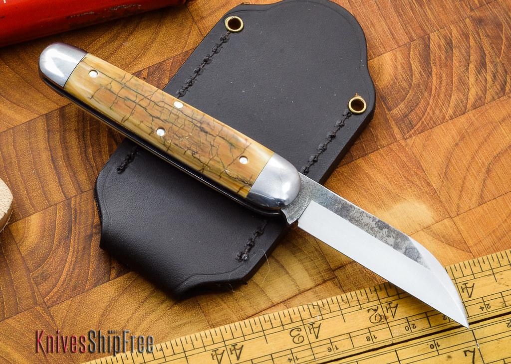 Northwoods Knives Fremont - Mammoth Ivory - #42B | hartlogan | Flickr