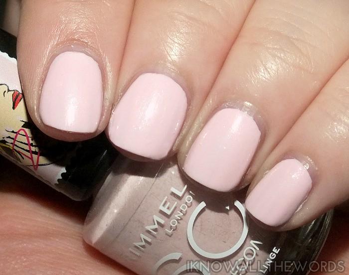 rimmel 60 second nail polish x rita ora- lose your lingeri…   Flickr