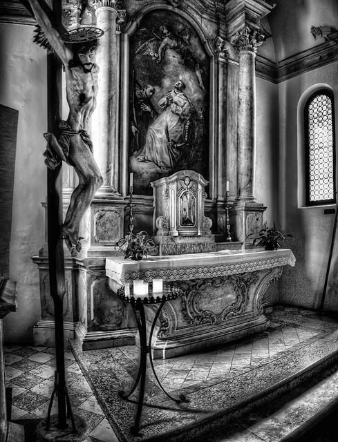 Duomo di Maniago 3 (Parish Church of Maniago 3)