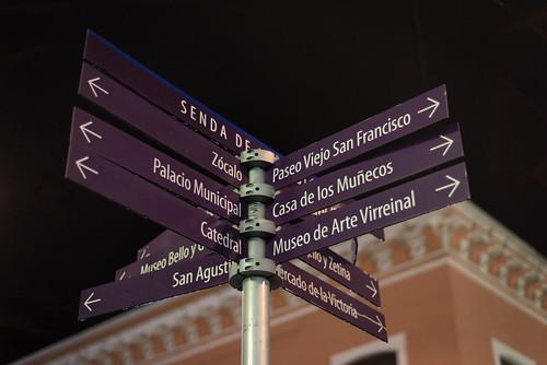Calles de Puebla
