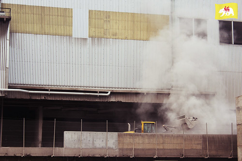 entonnoir_org a posté une photo: Charleroi, RaF Pirlot
