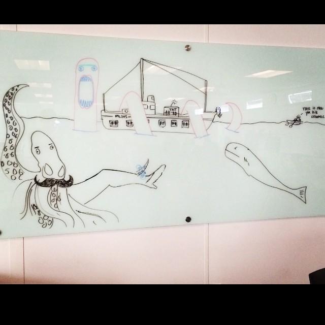Doodles By Angel Estrada Drawing Art Sea Doodles Regi