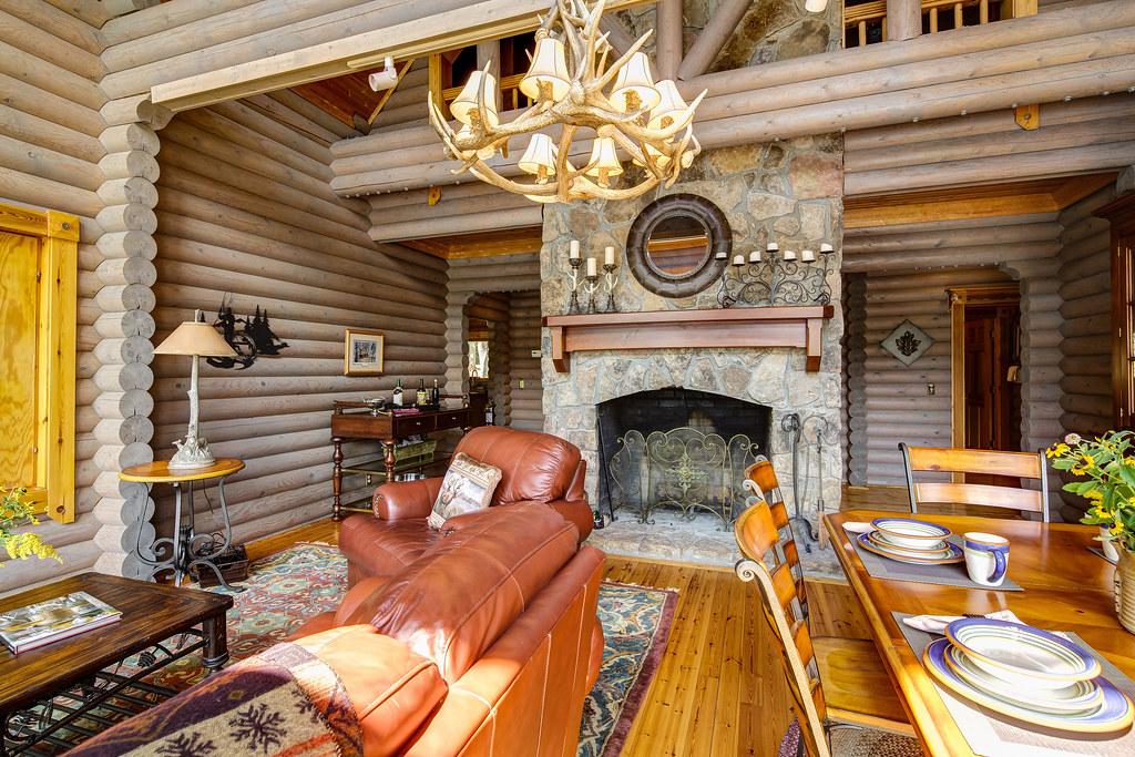 Falling Waters Mountain Lodge // Historic Ellijay   Luxury ...