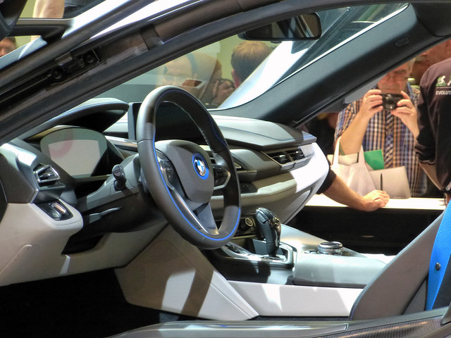 Photokina 2014 - BMW i8