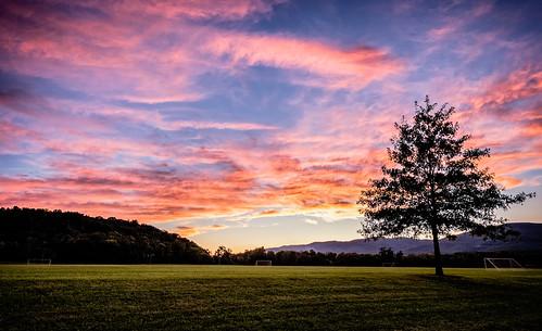 sunset september va salem 2014 greenhillpark