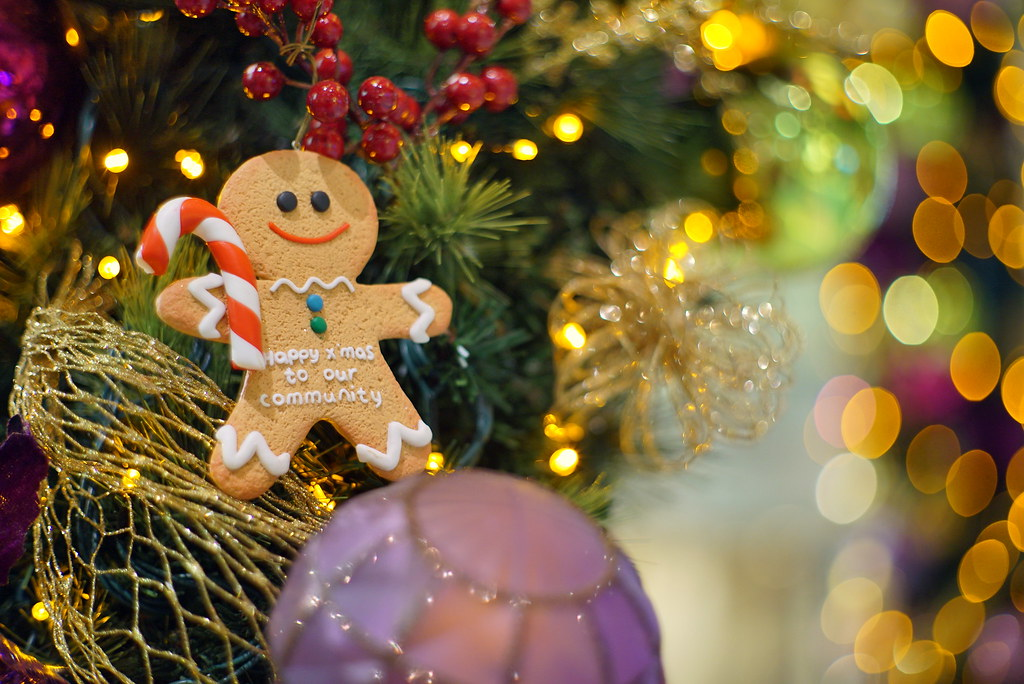 X'mas Gingerbread Man