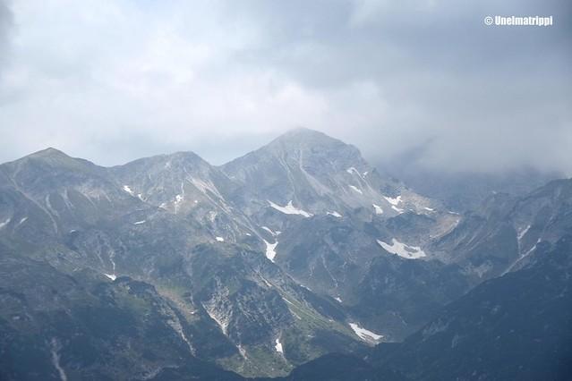 Vuoristomaisema Vogelilla
