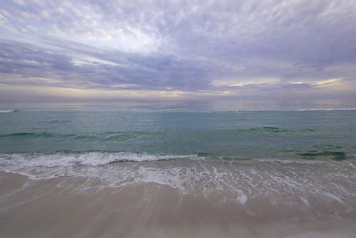 beach clouds florida panamacitybeach panamacityflorida peaceful sunset unitedstates