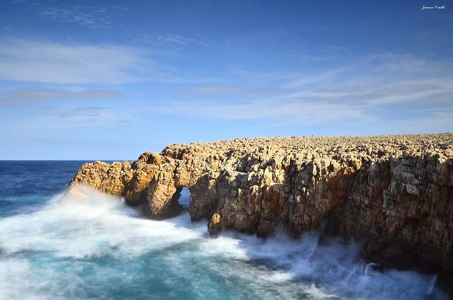 Punta Nati ( Menorca )