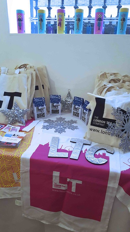 London Tea Company at Blogosphere Christmas.jpg