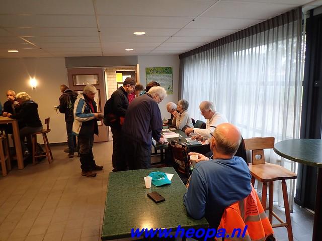 2016-11-09  Gooimeer tocht   25 KM   (3)
