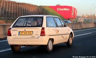 Citroën AX 1.1i First 1991 | by XBXG