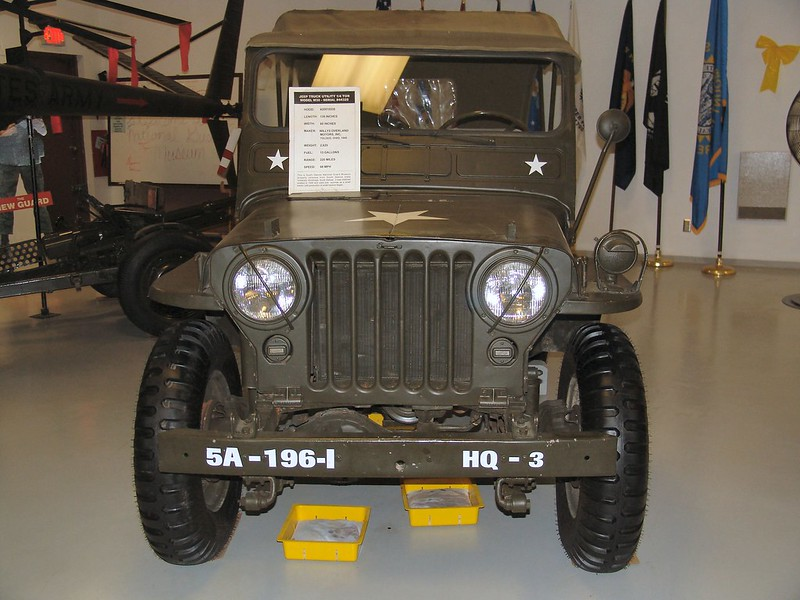 Willys М38