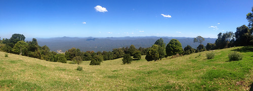 kaptainkobold landscape holiday view dorrigo nsw panorama iphone green scenery