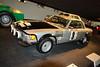 1980 Mercedes-Benz 500 SLC Rallyewagen