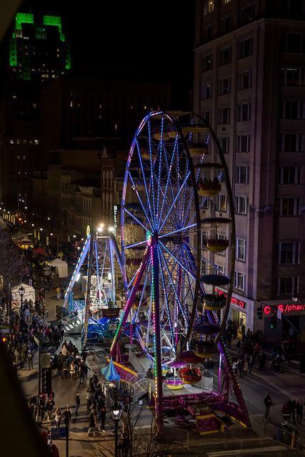 New Year Ferris Wheel