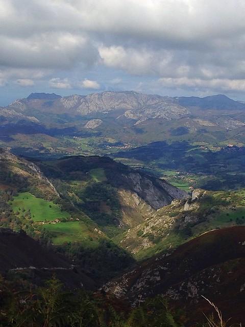 Picos de Europa Asturias Spain