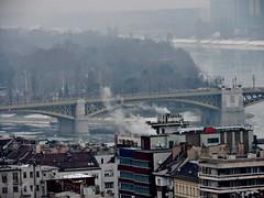 Margaret Bridge (Margit híd), Budapest