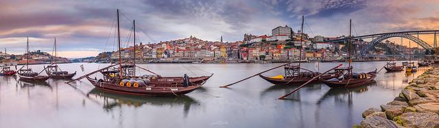 A view to the City, Porto