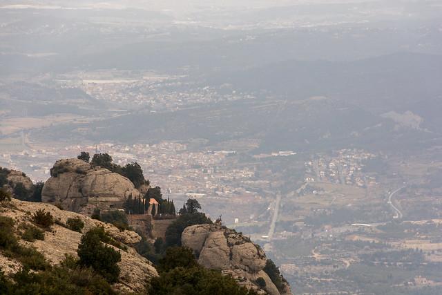 Ermita de Sant Dimes de Montserrat