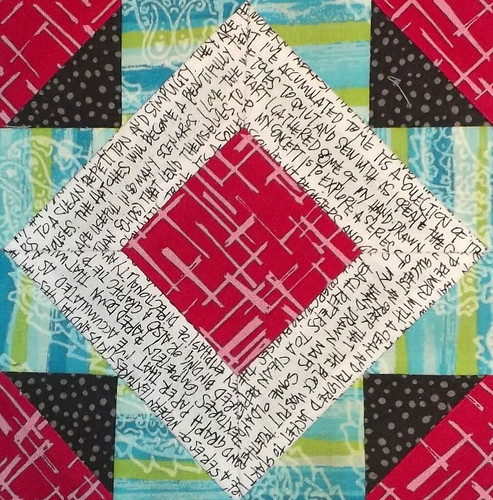 Sampler Shenanigans 04 - Mosaic No. 21 | by Grey Cat Quilts