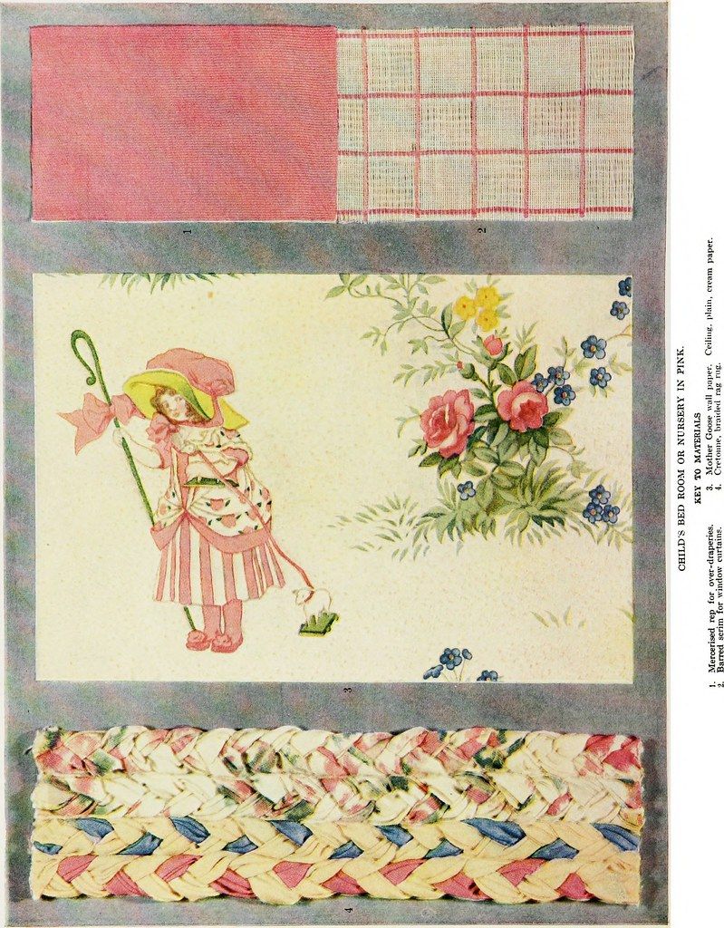 IMAGE FROM PAGE 97 OF COLOR SCHEMES FOR THE HOME AND MODE FLICKR