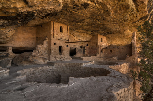 history nationalpark nikon colorado tokina nativeamerican mesaverde hdr cliffdwelling d300 photomatix balconyhouse 1116mm