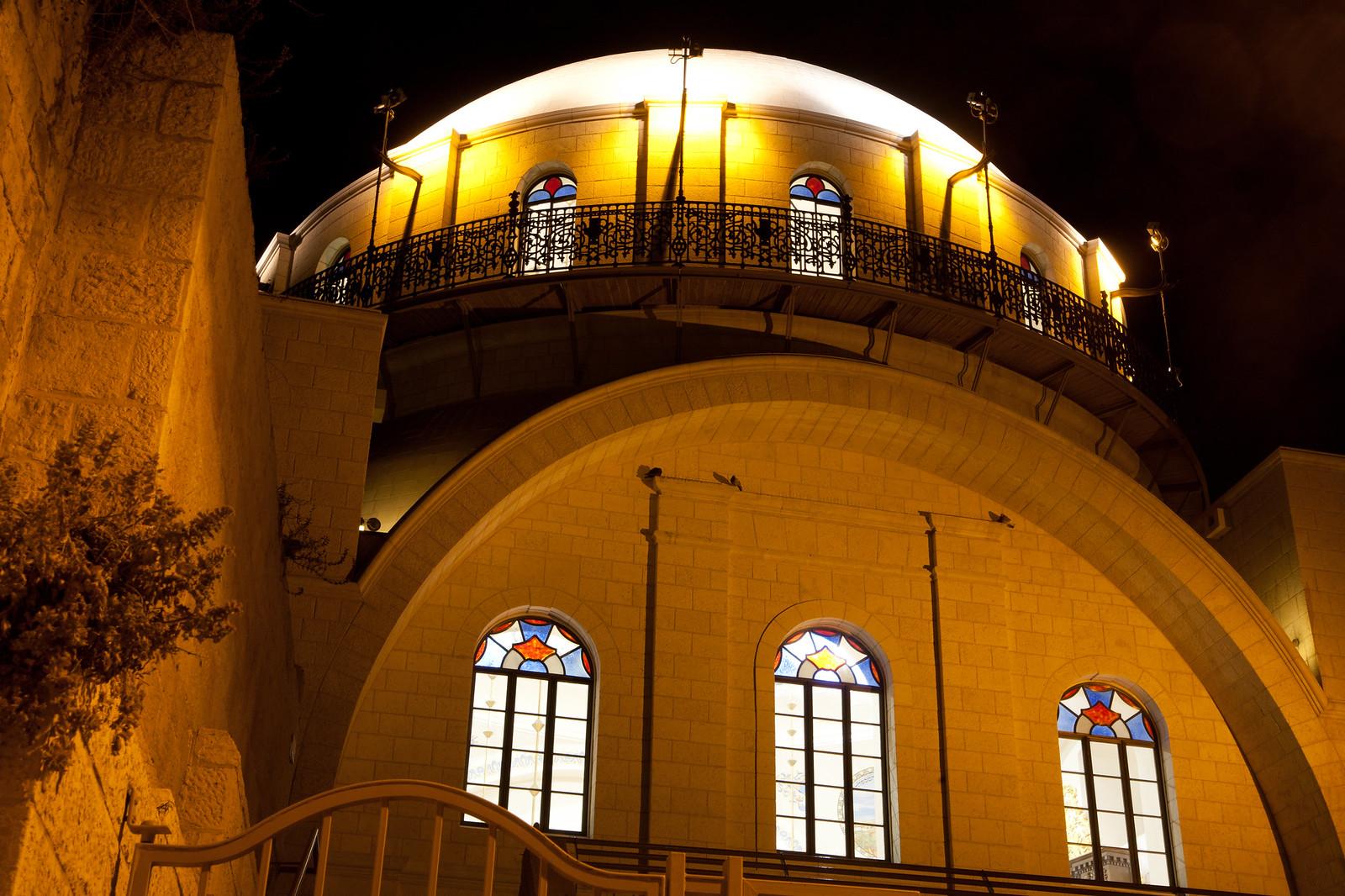 Jerusalem_Hurva Synagogue_5_Noam Chen_IMOT